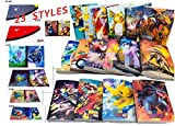 Pink 240pcs Cartoon GX Mega Cards Holder For Carte Board Game Cards Bus Card Bank Credit Card Toy