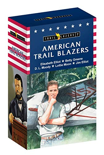 Trailblazer Americans Box Set 7 (Trail Blazers)