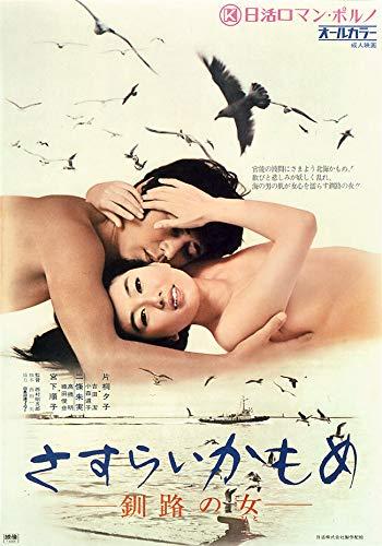ロマンポルノ45周年記念・HDリマスター版「ゴールドプライス3000円シリーズ」DVD さすらいかもめ 釧路の女(ひと)