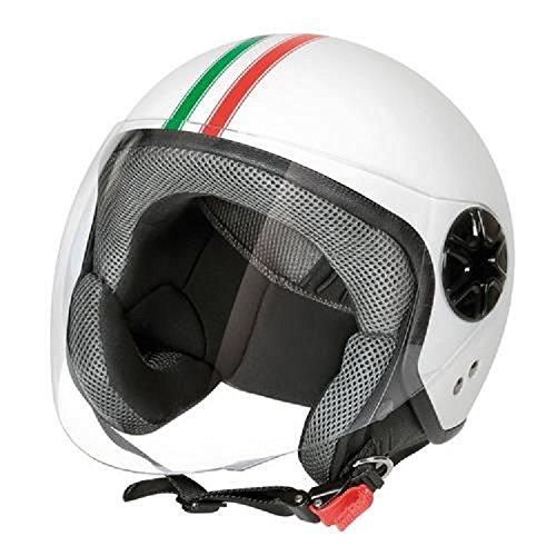 LAMPA 90720 Casco Moto Demi-Jet, Italia, Taglia L