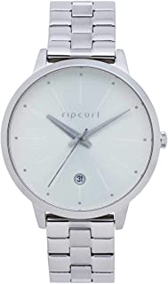 RIP CURL Women's A3057G05441SZ Year-Round Analog Quartz Silver Watch