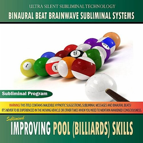 Improving Pool (Billiards) Skills - Binaural Beat Brainwave Subliminal Systems