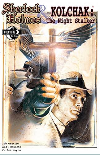 Sherlock Holmes & Kolchak: The Night Stalker #2 (of 3) (English Edition)
