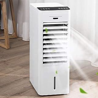 El aire frío 9000BTU portátil Tres-en-Una unidad de aire acondicionado, aire acondicionado móvil pantallas de LED, control remoto, 3 Velocidad del ventilador, las 24 horas del temporizador, blanca YCL