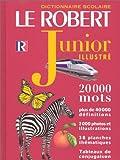 Le Robert junior illustré - LR - 05/07/2004