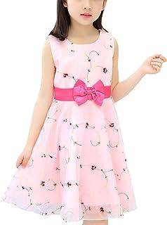ZUOMA 2017年 夏 女の子 新番 ワンピース 子供服 女の子 ガール ワンピース 洋服