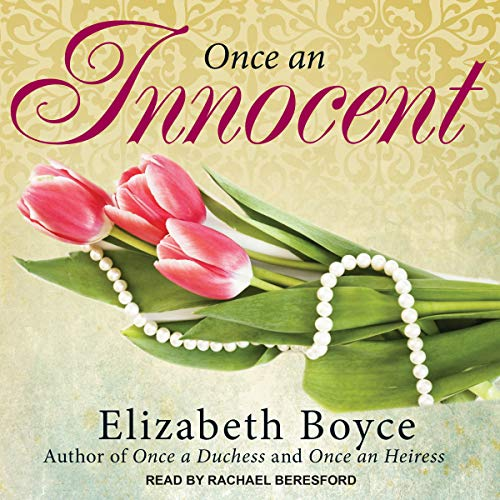 Once an Innocent audiobook cover art