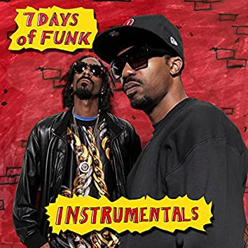7 Days Instrumentals