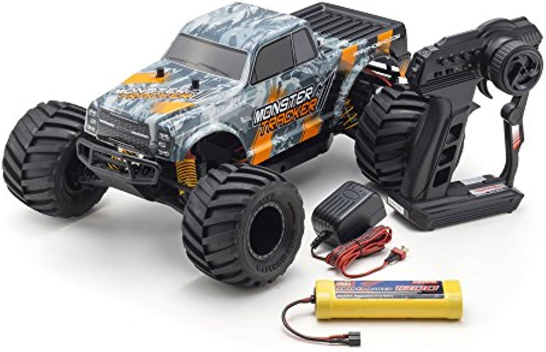 Monster Tracker 1 10 Ep (KT232P) - T2 Orange Readyset