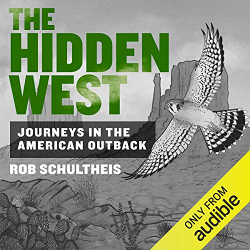 Listen The Hidden West: Journey in the American Outback audio book