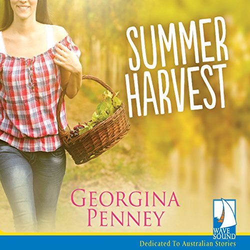 Summer Harvest audiobook cover art