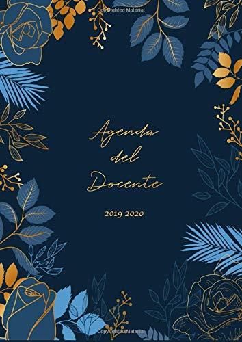 Agenda del Docente 2019 2020: Calendario 2019 - 2020 per Insegnanti - Agenda Scolastica - Registro del Professore e Agenda settimanale 2019 - 2020