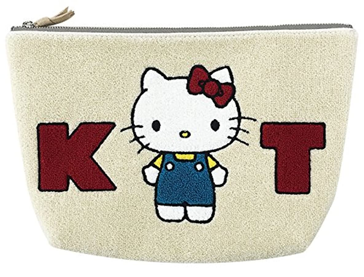 チューリップギター放映[アルディ] 【HELLO KITTY】HKP4-4 サガラポーチ HKP ポーチ