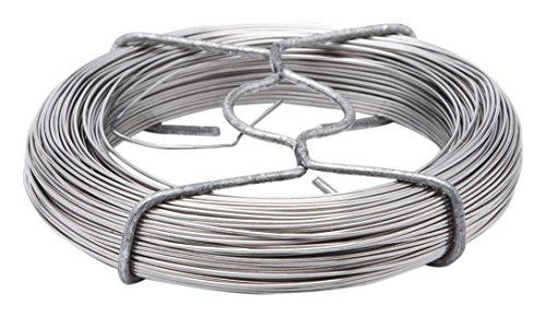 La Cordeline CJN893 Bobina filo acciaio Inox 50 M