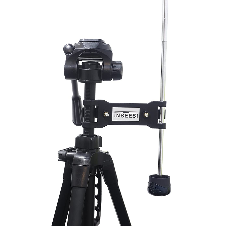 Camera Umbrella Holder Clip, PIXEL INSEESI Outdoor Camera Umbrella Holder Clip Clamp Bracket Support for Tripod Photographic