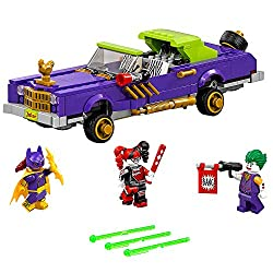 Amazon Deal on The LEGO Batman Movie: 70906 The Joker's Notorious Low Rider