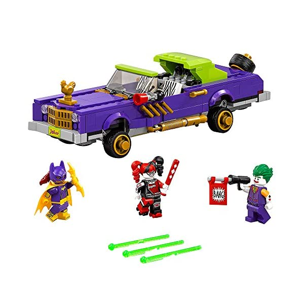 Lego The Batman Movie The Joker Notorious Lowrider Building Set 70906 1