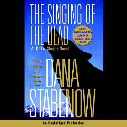 The Singing of the Dead audiobook cover art