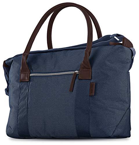 Inglesina Day Bag, Borsa Organizer Passeggino con Fasciatoio, Oxford blue
