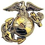 EagleEmblems United States Marine Corps Gold...