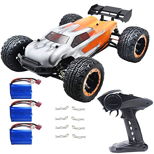 Blomiky Brushless 4WD 2.4GHz 1/16 Scale 45KMH High Speed RC Truck 16890A