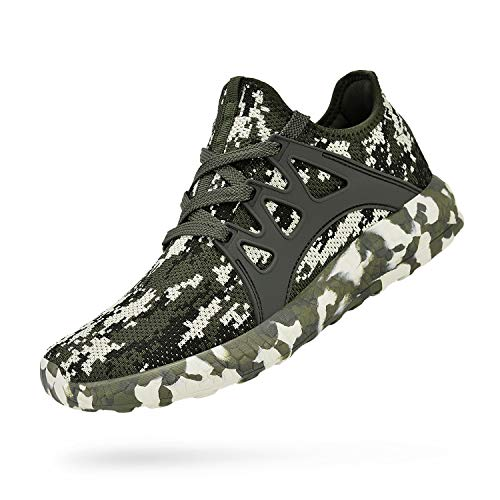 Feetmat Womens Sneakers Ultra Lightweight Breathable Mesh Athletic Walking Running Shoes 5.5