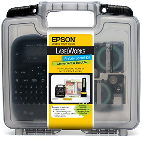 Epson LabelWorks Safety Label Kit (C51CB70200)