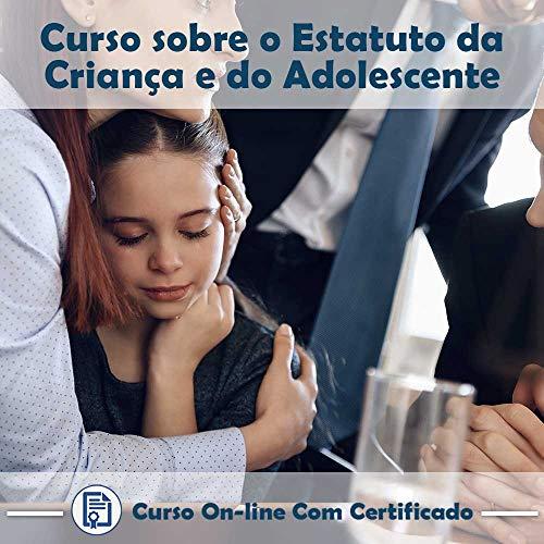 Curso Online em videoaula sobre o Estatuto da Criança e do Adolescente com Certificado