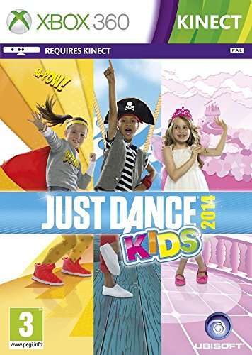 Just Dance KIDS 2014 (KINECT)