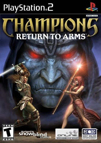 Champions of Norrath: Return to Arms