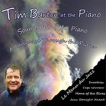 Tim Barton At the Piano