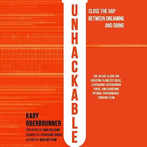 Unhackable cover art