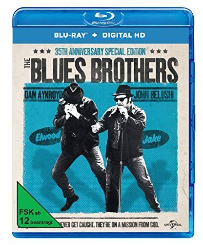 Blues Brothers - Uncut [Blu-ray]