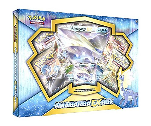 Pokemón USA Inc.–Karten Pokemon EX Amagarga