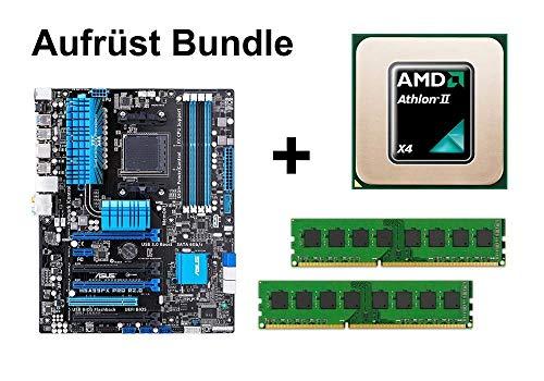 CSB Aufrüst Bundle - ASUS M5A99FX Pro R2.0 + Athlon II X4 640 + 8GB RAM