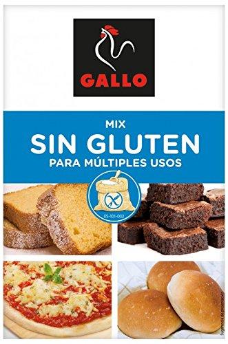 Gallo Harina Mix para Multiples Usos sin Gluten, 500g