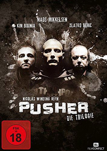 Pusher - Die Trilogie (3 DVDs)