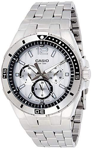 Casio MTD-1060D-7A2 Reloj de Pulsera para Hombre Nuevo y Original