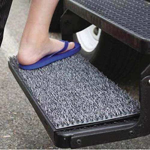 Safety Step SA08-00 Sand Away Step Rug Charcoal