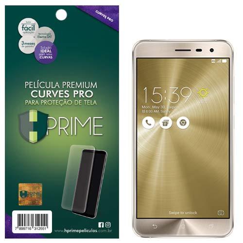 "Película, Hprime Curves Pro para Asus Zenfone 3 5.5"" ZE552KL, Película Protetora de Tela para Celular, Transparente"