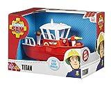 Unbekannt Feuerwehrmann Sam Titan Boot [UK Import] -