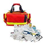 TMS PRO SHOP Erste Hilfe Tasche First Responder PROFI mit Sanitätskoffer-Füllung DIN 13155 aus...