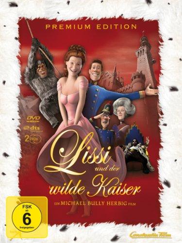 Lissi und der wilde Kaiser (Premium Edition) [2 DVDs]