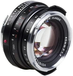 Voigtlaender Nokton Classic Lens 40 mm / F1.4