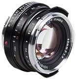 Voigtländer Nokton Classic - Objetivo 40 mm F/1.4 con Multicapa para Leica M
