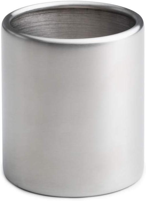 höfats - Spin Bioetanol Recarga 90 de acero inoxidable sin gel combustible - Accesorio para Spin 90