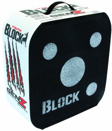 Field Logic Block GenZ 16' Youth Archery Arrow Target