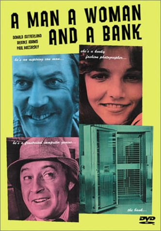 A Man, a Woman and a Bank [Reino Unido] [DVD]