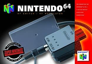 nintendo 64 rf switch