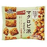 森永製菓 マクロビ派ビスケット ナッツと塩 37g×6袋 賞味期限2月末まで